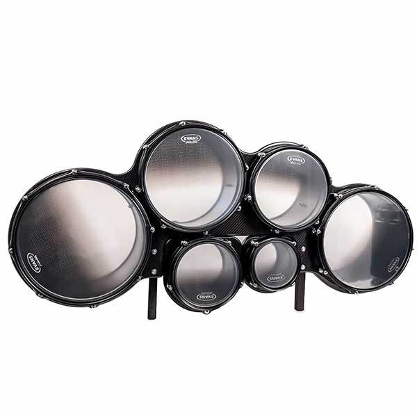 Marching Multi-Tenor Drums