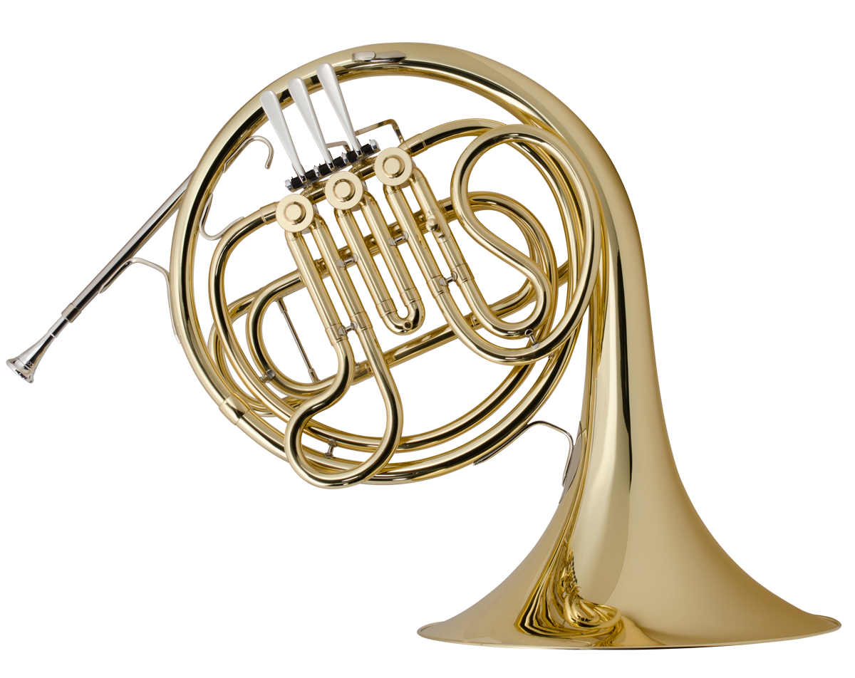CG Conn Student Model 14D Single French Horn