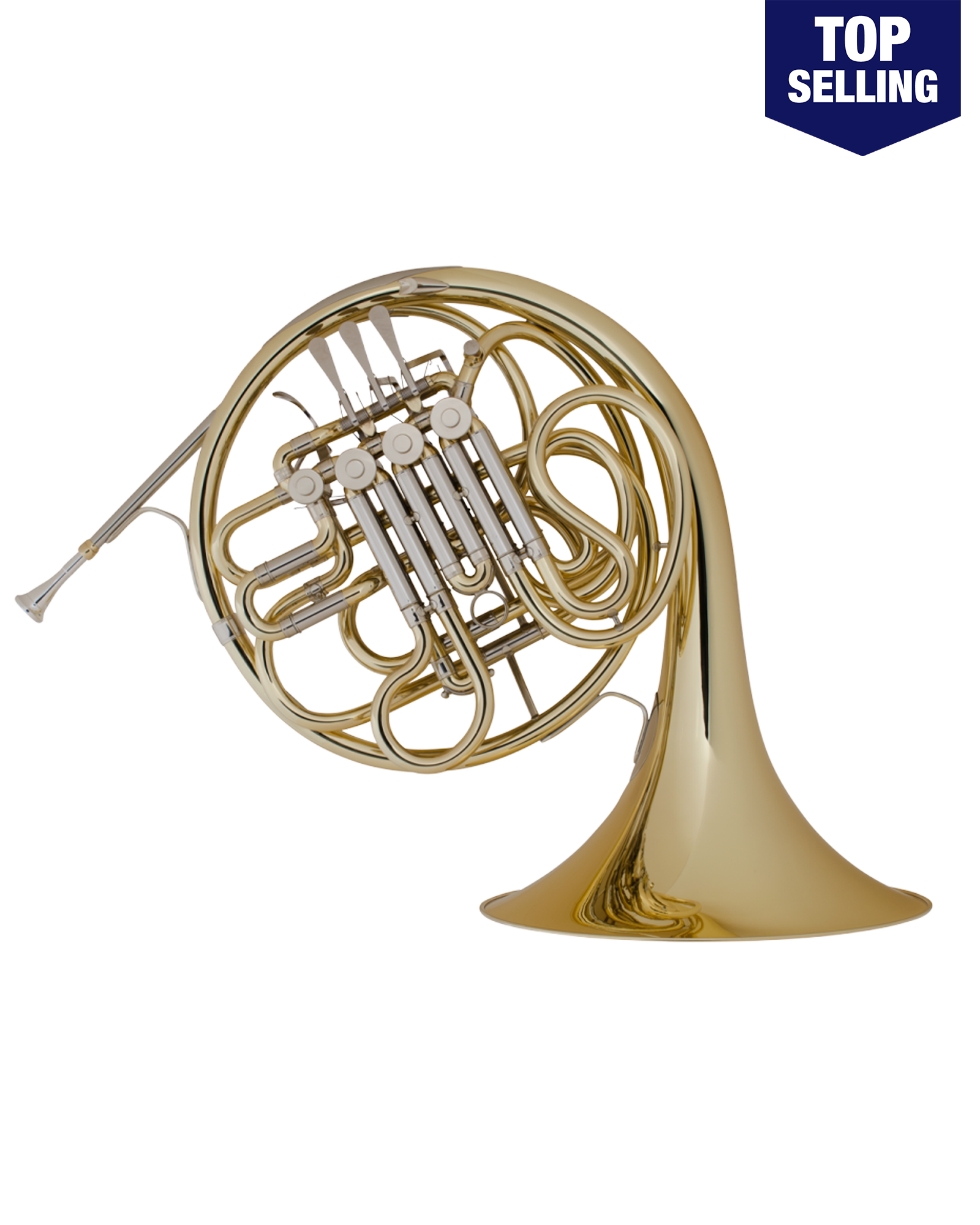 CG Conn Step-Up Model 6D Double French Horn