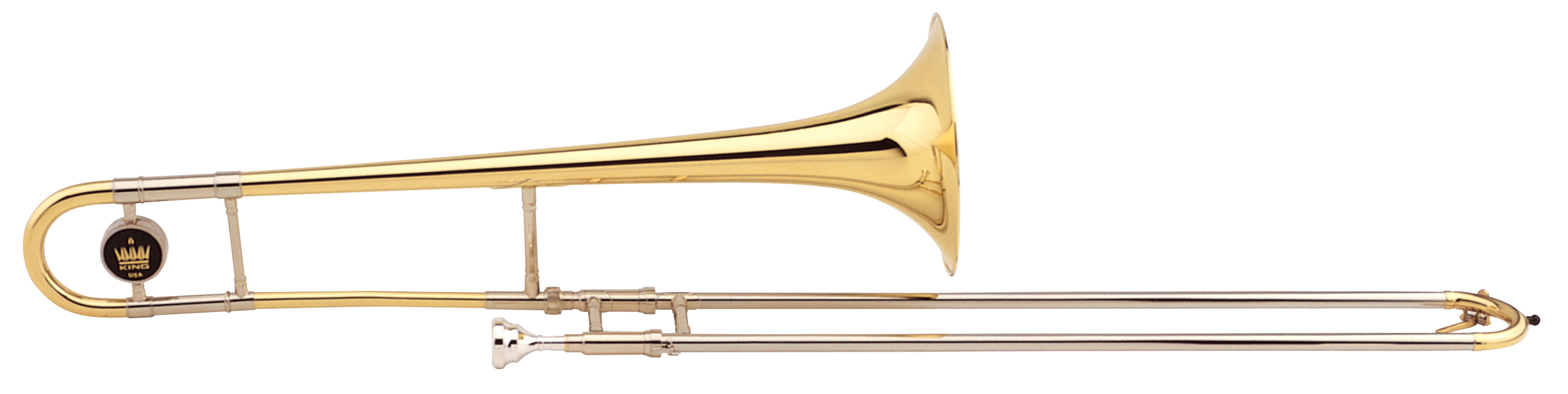 King Student Model 606 Tenor Trombone