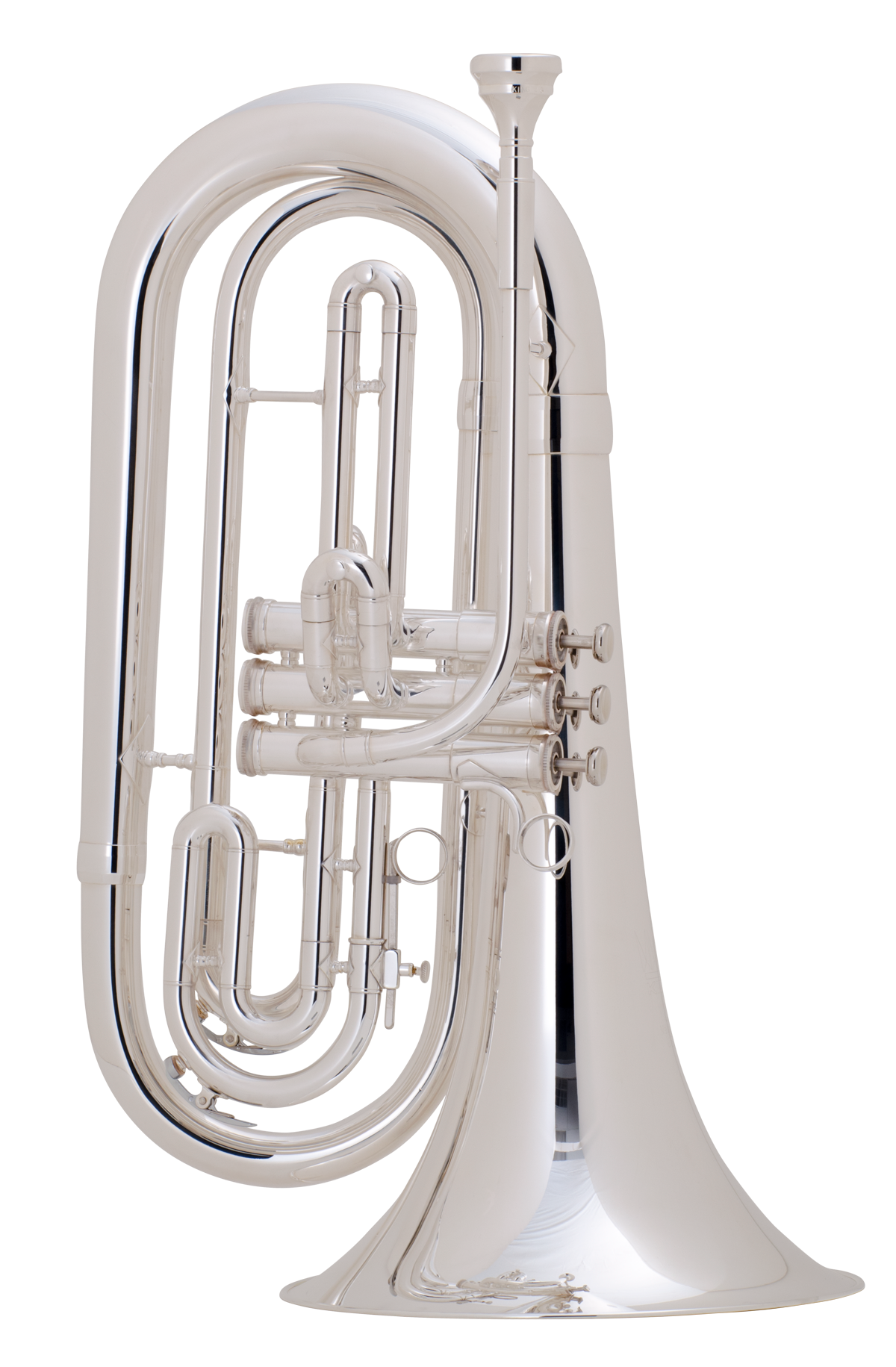 King Professional Model 1127SP Marching Baritone