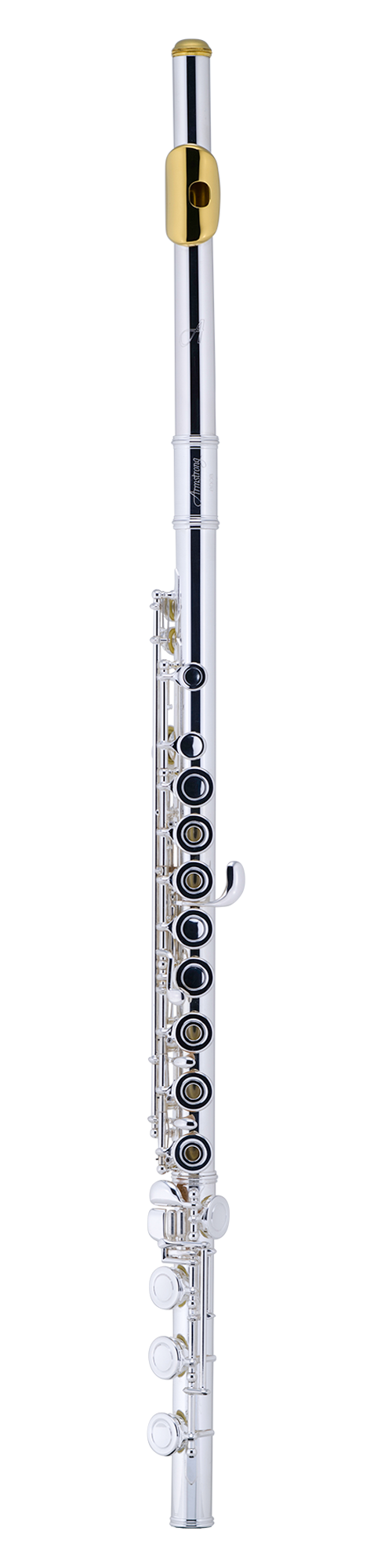 Armstrong Step-Up Model 800B Open Hole Flute