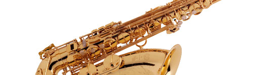 View Our Full Line Of Saxophones