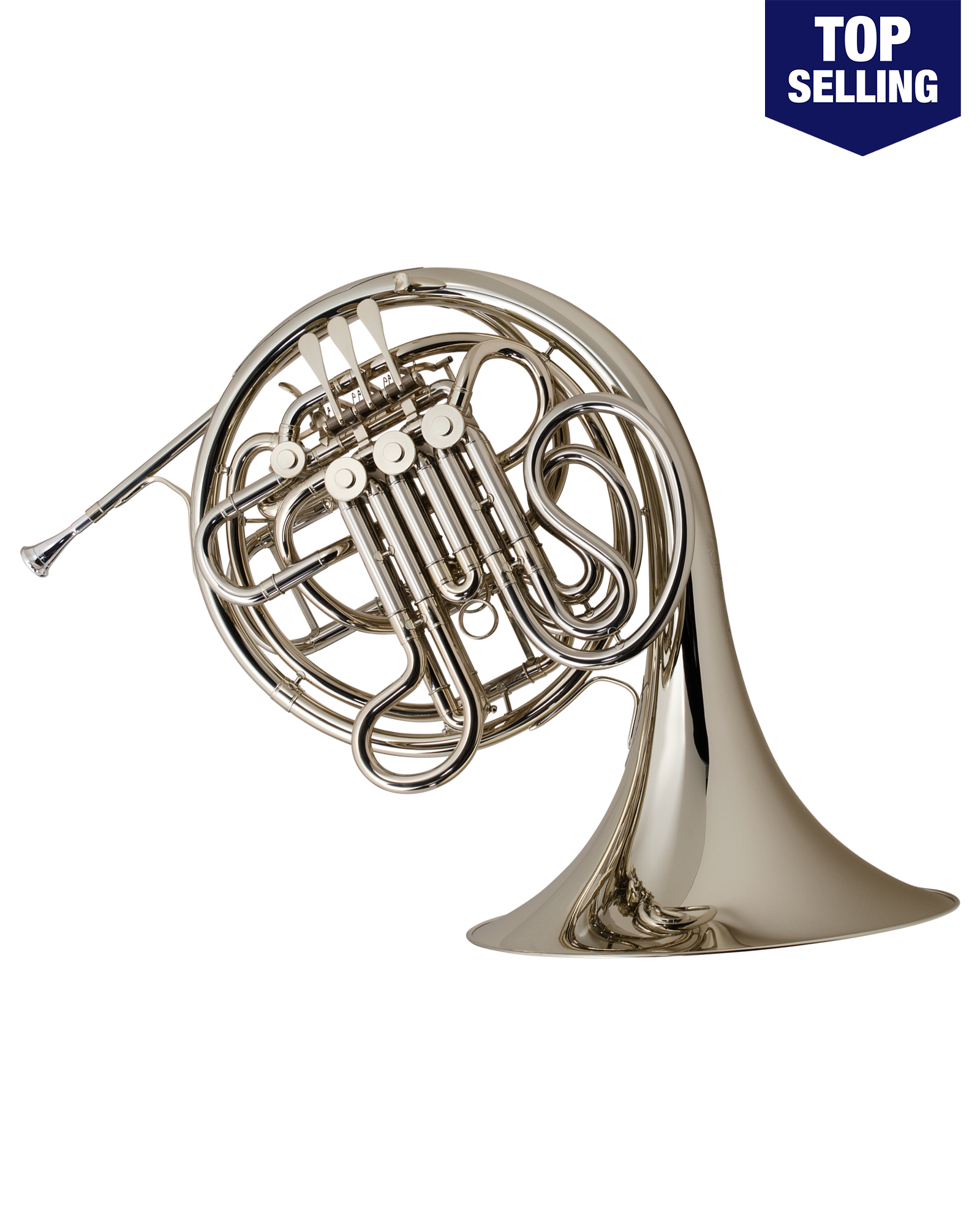 CG Conn Professional Model 8D Double French Horn