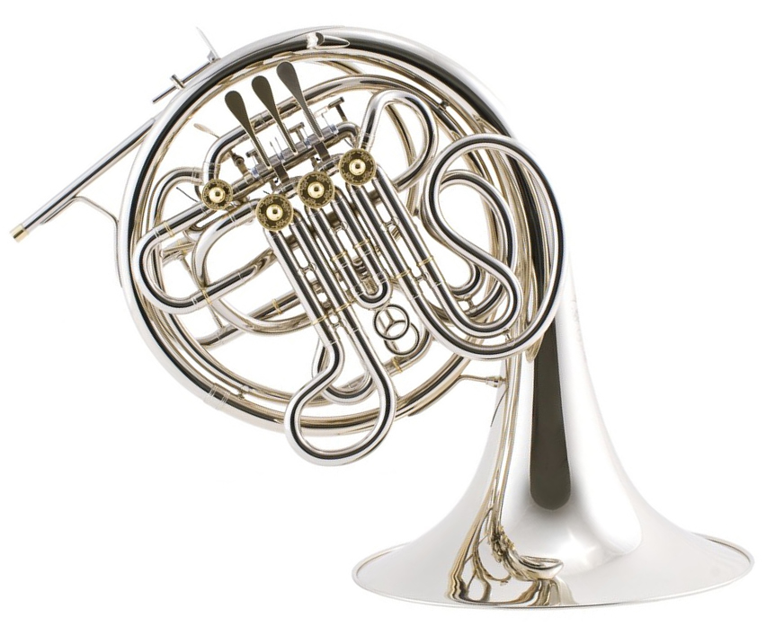 CG Conn Professional Model V8DS Double French Horn