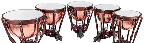 View Our Full Line of Timpani