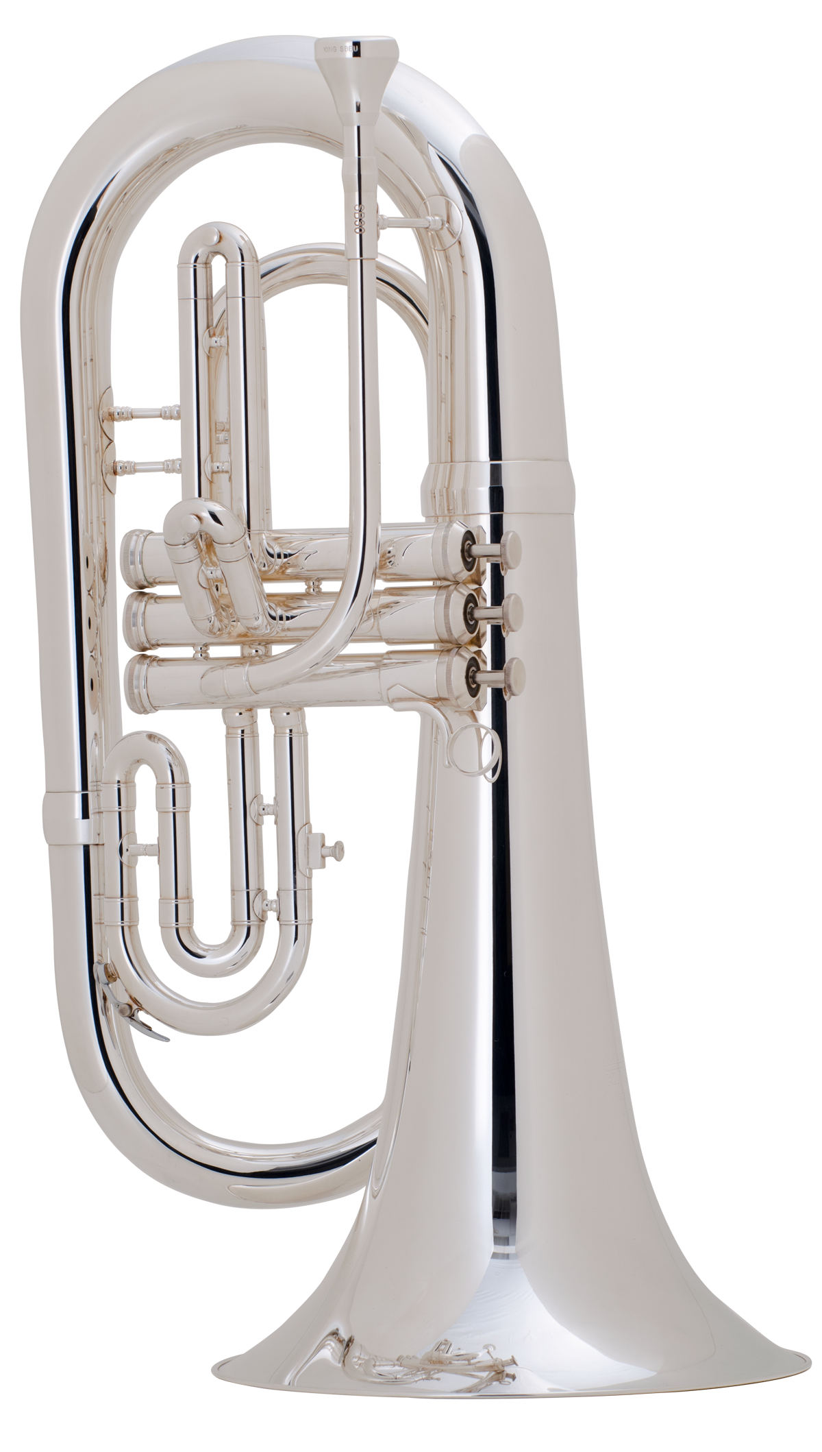 King Professional Model SB30SP Marching Euphonium