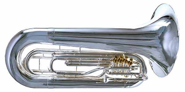 kp50sp over the shoulder tuba