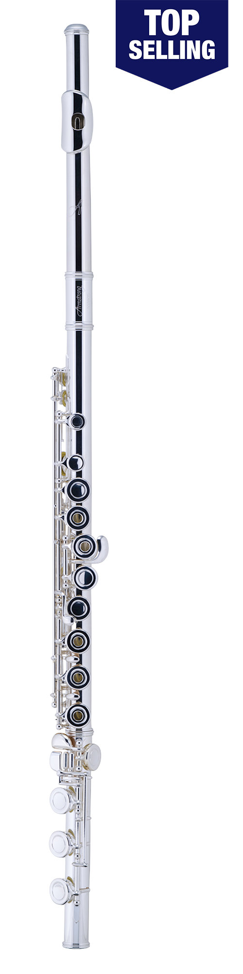 Armstrong Step-Up Model 303BOS Open Hole Flute