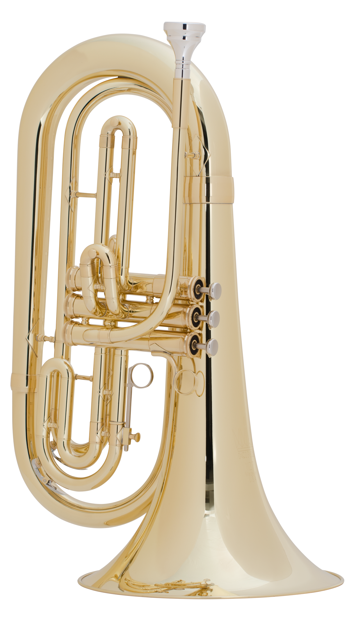 King Professional Model 1127 Marching Baritone