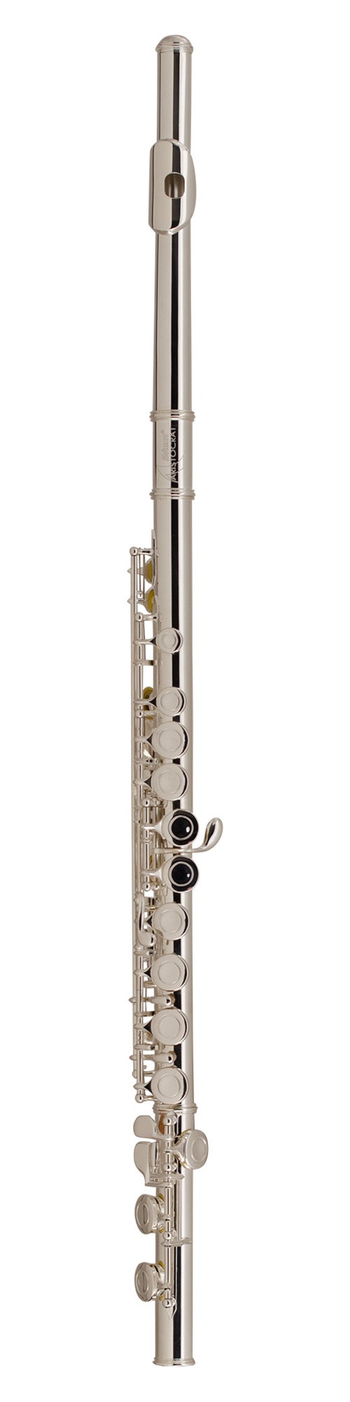 Aristocrat Student Model FL600 Closed Hole Flute