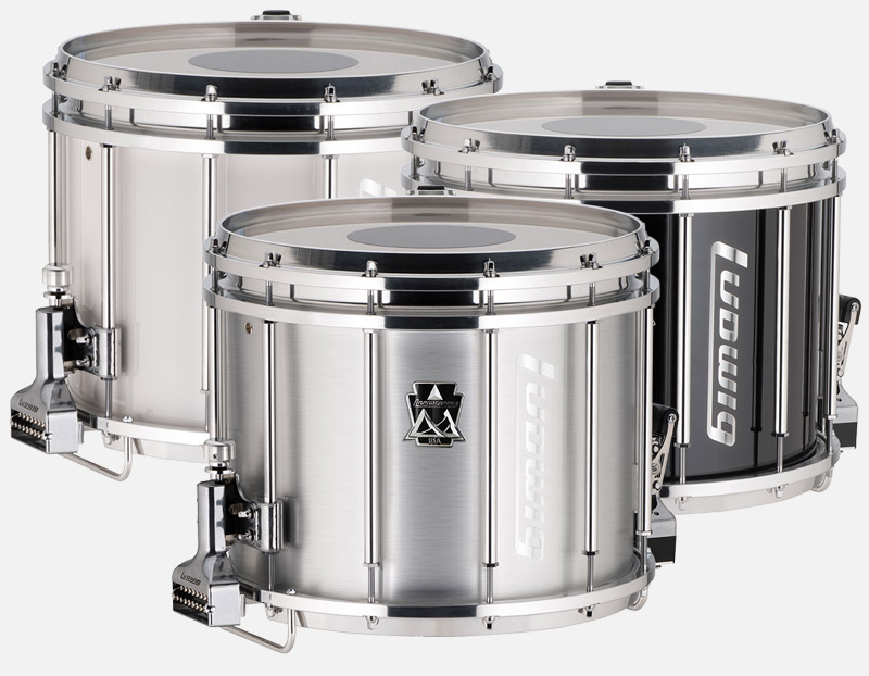 Ludwig Ultimate Marching Snare Drums