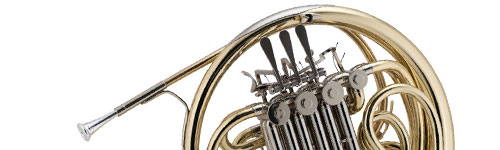 View Our Full Line of French Horns