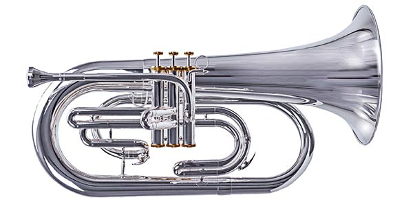 KP30SP Marching Euphonium