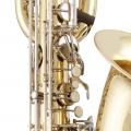 SBS311 Baritone Saxophone Right Close Up
