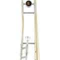 Left side of the KBT311 Trombone