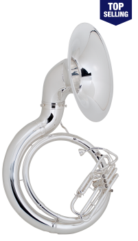 image of a 2350WSP Step-Up Brass Sousaphone