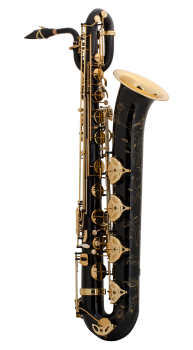 image of a 55AFJBL Professional Baritone Saxophone