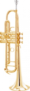 image of a 1117 Professional Marching Trumpet