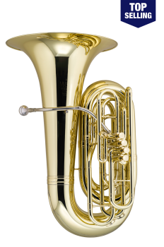 image of a 2341W Step-Up 4 Valve Tuba