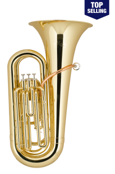 image of a BB450 Student 3 Valve Tuba