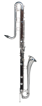 image of a 41 Professional BBb Contra Bass Clarinet