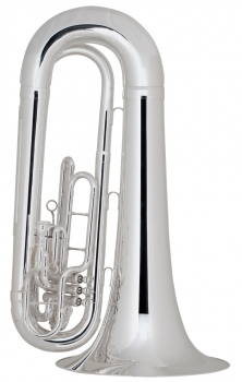 image of a 1151SP Professional Marching Tuba