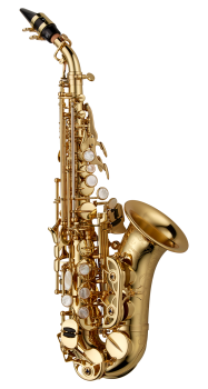 image of a SCWO10 Professional Soprano Saxophone