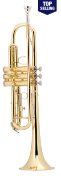 image of a TR300H2 Student Bb Trumpet