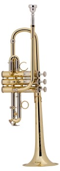 image of a ADE190 Professional Eb/D Trumpet