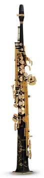 image of a 51JBL Professional Soprano Saxophone