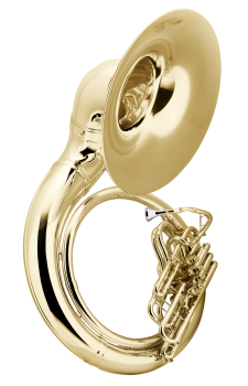 image of a 40K Professional 4 Valve Sousaphone