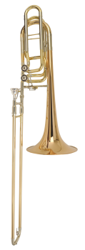 image of a 112H Professional Bass Trombone