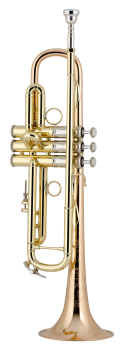 image of a LR19043B Professional Bb Trumpet