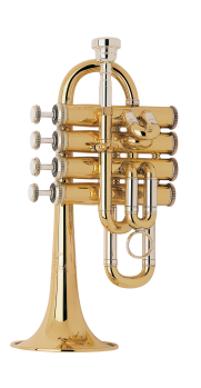 image of a 196 Professional Piccolo Trumpet