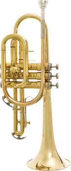 image of a CR301H Student Bb Cornet