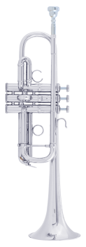 image of a AC190S Professional C Trumpet