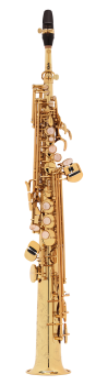 image of a 53J Professional Soprano Saxophone