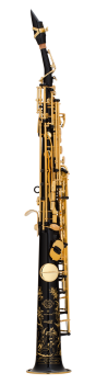image of a 53JBL Professional Soprano Saxophone