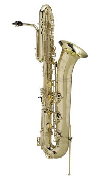 image of a 56 Professional Bass Saxophone
