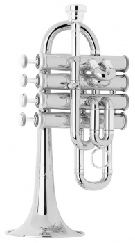 image of a 196S Professional Piccolo Trumpet