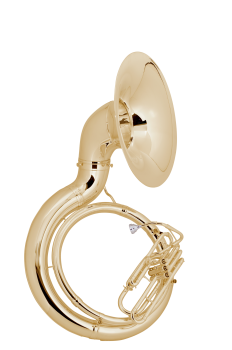 image of a 2350 Step-Up Brass Sousaphone
