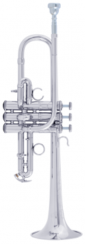 image of a ADE190S Professional Eb/D Trumpet