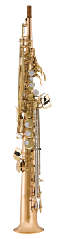 image of a SSS280R Step-Up Soprano Saxophone