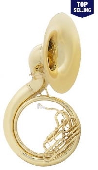image of a 20KW Step-Up Brass Sousaphone
