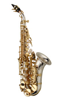image of a SCWO37 Professional Soprano Saxophone
