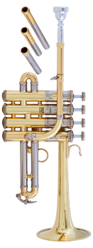 image of a AP190 Professional Piccolo Trumpet