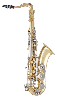 image of a STS301 Student Tenor Saxophone