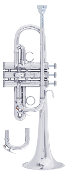 image of a AE190S Professional Eb Trumpet