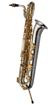 image of a BWO30BSB Professional Baritone Saxophone